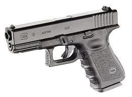 Glock 19 9MM Gen 3 Compact Fixed Sights 15 Rounds